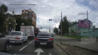 Езда по трамвайным путям можно ли ездить по встречному или попутному направлению правила выезда и езды на них какой штраф прописан в ПДД